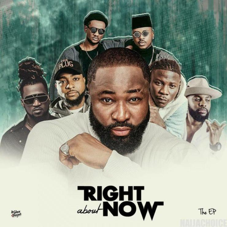 DOWNLOAD FULL EP: Harrysong – Right About Now