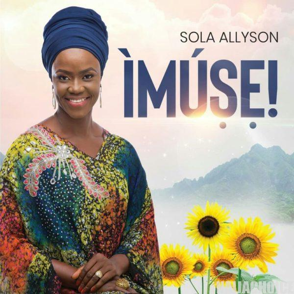 DOWNLOAD MP3: Sola Allyson – Ebe