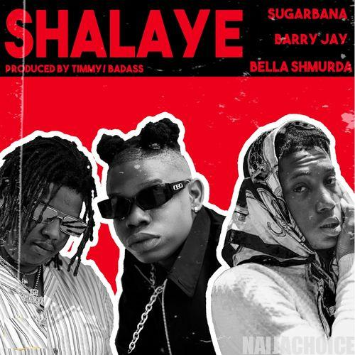 DOWNLOAD MP3: Sugarbana – Shalaye Ft. Barry Jhay, Bella Shmurda