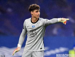 Kepa Resigned To Never Playing For Chelsea Again Ahead Of FA Cup Final