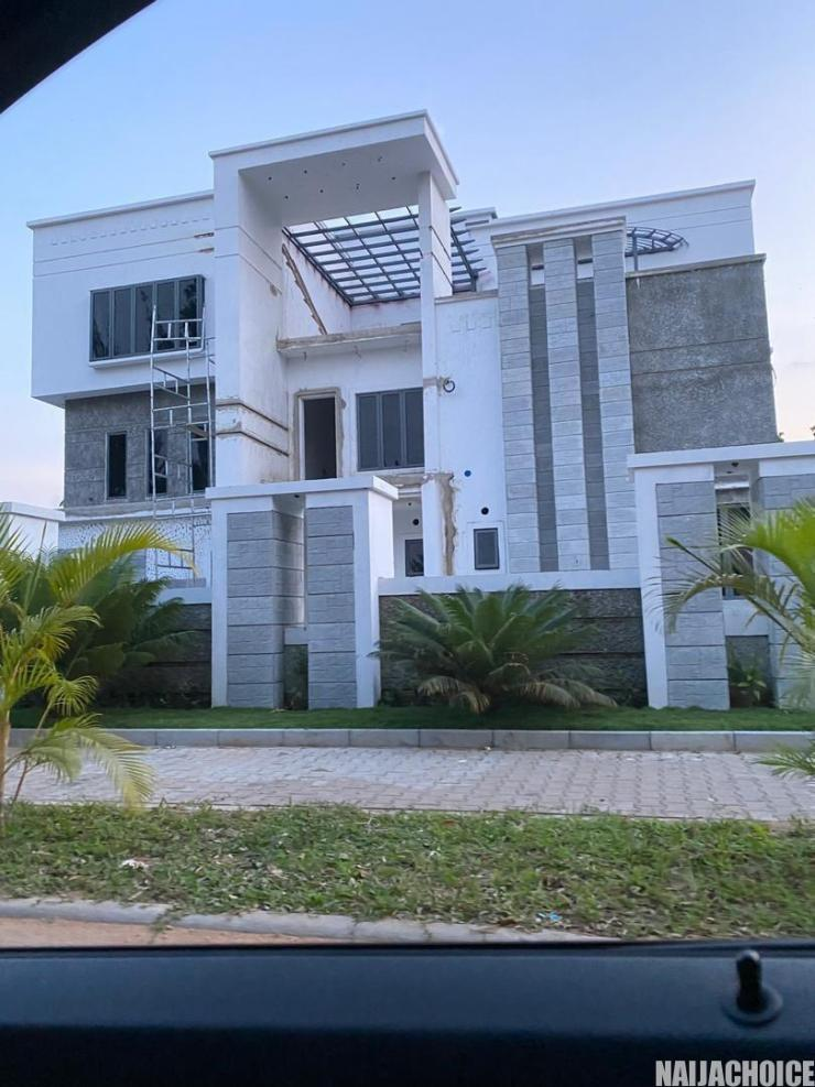 Minister Of Communications Buys 3 Houses For His 3 Wives (Pics)