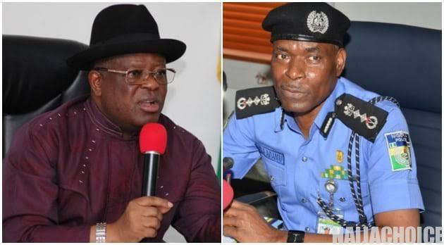 'The Culprits Will Never Go Unpunished' - Umahi Reacts To Killing Of 4 Policemen