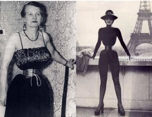 23-Year-Old Lady Hopes To Beat 1939 Guiness World Record For Tiniest Waist (Pics)