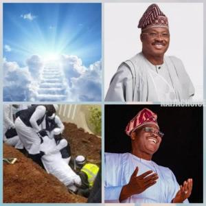 """Abiola Ajimobi Made Heaven"" - Wife Reveals"