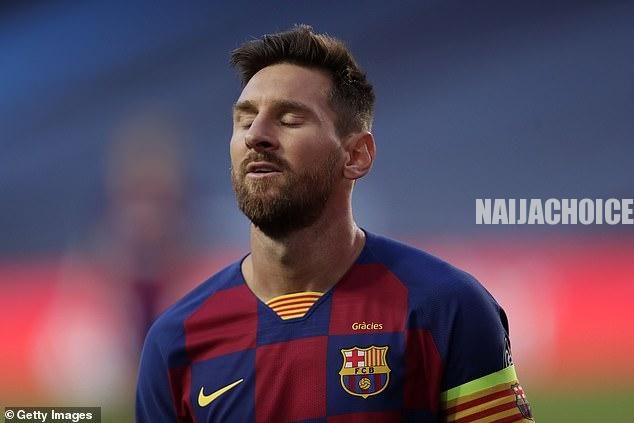 Barcelona Refuse To Hold Meeting With Lionel Messi Unless For A New Contract