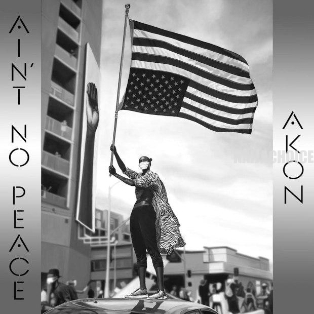 DOWNLOAD FULL ALBUM: Akon – Ain't No Peace