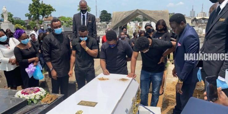 FAAN Workers Crushed To Death By Fallen Container, Buried (Photos)