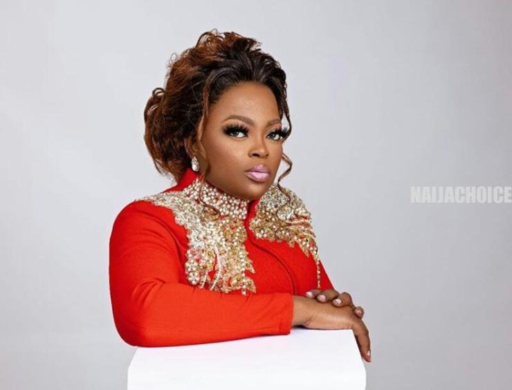 Funke Akindele Celebrates Her 43rd Birthday. Dances To 'Unstoppable' By Martinsfeelz