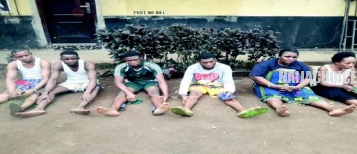 How We killed Uwaila And Other 100 UNIBEN Student Inside Church — Suspects Confess (Watch Video)