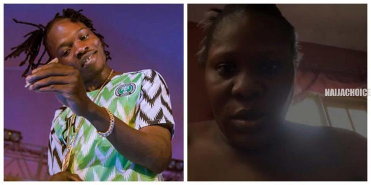 Is This The Face Of The Woman Behind Instablog? - Naira Marley Reacts (Photo)