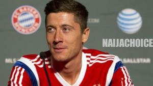 Lewandowski Wins German Player Of The Year Award