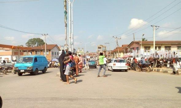 Man To Control Traffic For Three Months In Ilorin  Over Internet Fraud