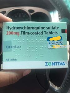 Pharmacy Sells Hydroxychloroquine Sulfate For ₦50,000 In Port Harcourt, Rivers State