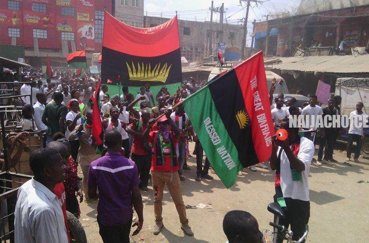 Police Arrest 67 IPOB Members, Native Doctor  For Unlawful Assembly