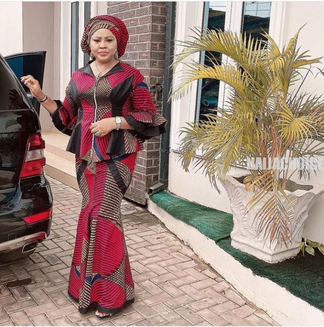 Regina Daniels' Mother Honoured With Rotary Paul Harris Fellow For Charity