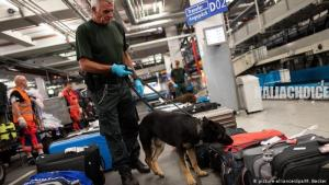 Woman Stopped At German Airport After Her Husband's Bones Were Found In Her Luggage