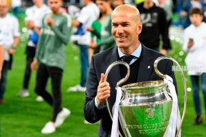 Zidane Named World's Best Manager Ahead Of Klopp, Guardiola