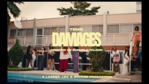 DOWNLOAD VIDEO: Tems – Damages