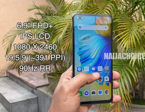 TECNO Camon 16 Premier First Impressions And Review + Price ( Photos )