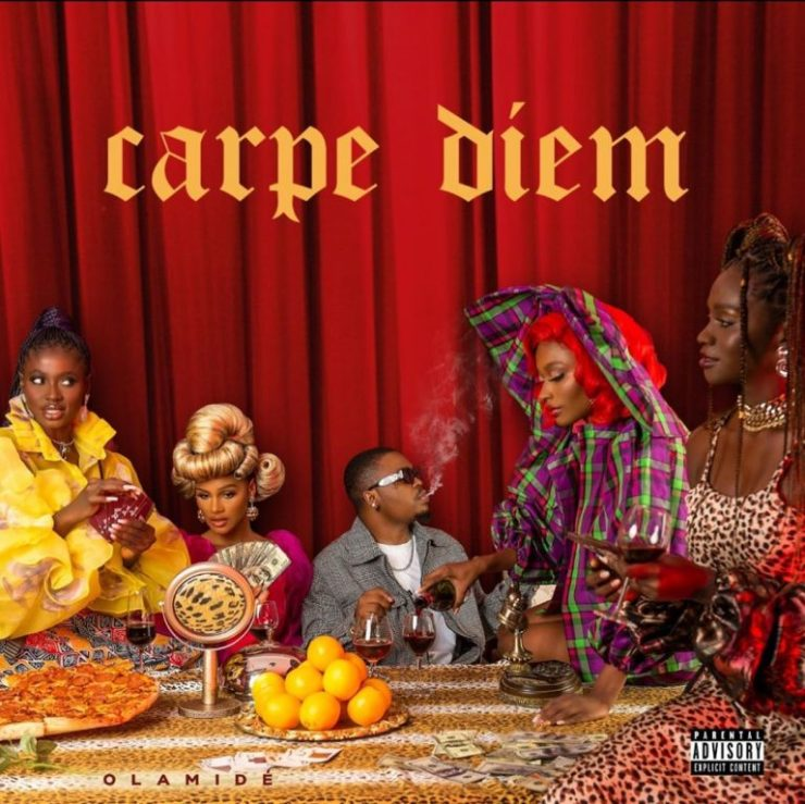 DOWNLOAD FULL ALBUM: Olamide – Carpe Diem