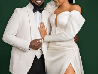 AY And His Wife , Mabel Celebrate 12th Wedding Anniversary (Photos)