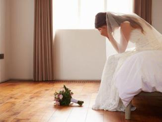 Bride finds out on wedding day that her husband-to-be is married and his family is hired
