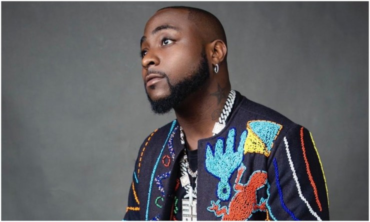 Davido slams celebrities and friends who attended Peter and Paul Okoye's separate birthday celebrations