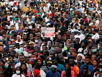FG To Treat Fresh #EndSARS Protest As Attempt At Regime Change