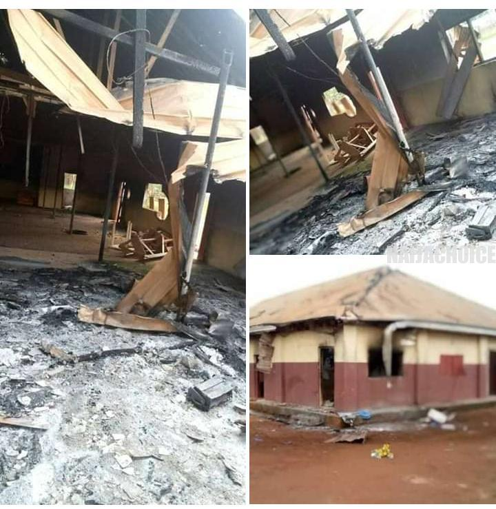 Mosques Destroyed , Shops Burgled As Mob Attacks Nsukka Muslim Communities