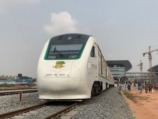 10 Things To Know About Boarding The New Lagos-Ibadan Train (Pics)
