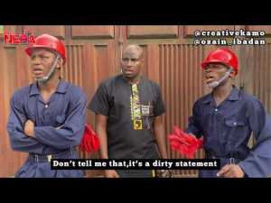 Comedy Video: The Nepa Boys ft Tope Adebayo – Ghost Land