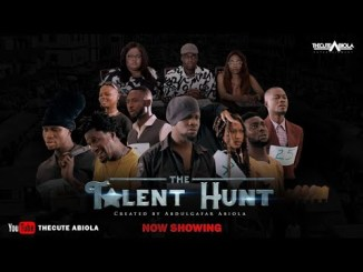 DOWNLOAD COMEDY VIDEO: The Cute Abiola ft. Officer Woos – Talent Hunt