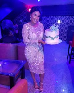 Iyabo Ojo's Daughter, Priscilla, Others Shower Her With Gifts On Her 43rd Birthday