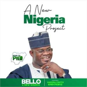 'I'm In 2023 Presidential Race To Liberate Nigeria' – Yahaya Bello