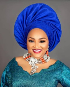 Mercy Aigbe Celebrates Her 43rd Birthday With Stunning Photos