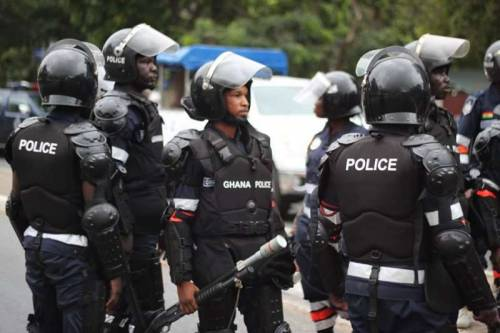 Nigerian Armed Robbery Kingpin Killed In Capture Operation By Ghana Police