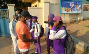 Students With No Face mask Sent Home From Ilorin Schools