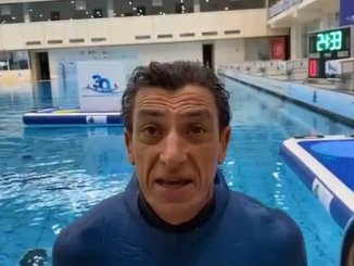 54-Year-Old Man Holds His Breath Underwater For 24 Minutes, Sets New World Record