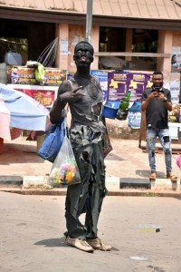 Federal Polytechnic, Oko, Rag Day In Pictures