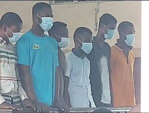 Lagos Police Prosecute 60 Suspected Cultists (Photos)