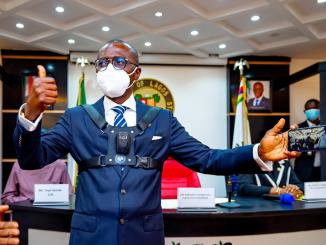 Lagos State To Train Law Enforcement Agents On Use Of Body Worn Cameras