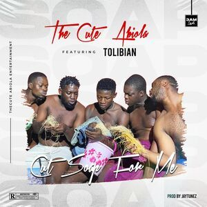 DOWNLOAD MP3: Thecute Abiola Ft. Tolibian – Cut Soap For Me