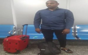 NDLEA Arrests Suspect Who Swallowed ₦423 Million Worth Of Cocaine