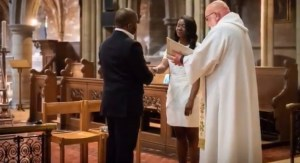 Nigerian Couple Remarries After Over 10 Years Of Separation And Divorce (Photos)
