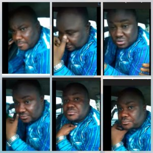 DSS Operative Caught & Detained By Sunday Igboho's Supporters In Osogbo (Video, Pics)