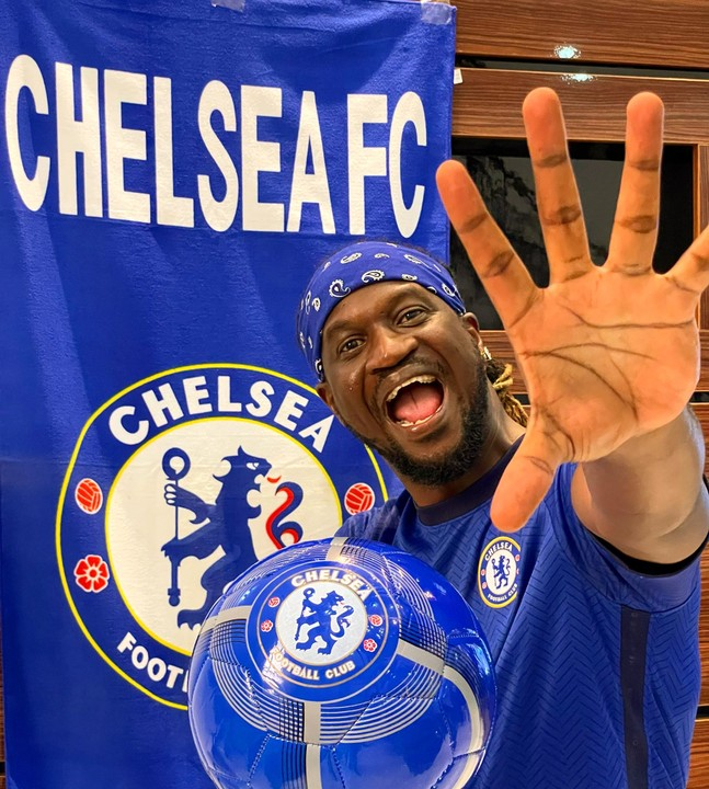 Peter And Paul Okoye Celebrate Chelsea UCL Win (Photos)