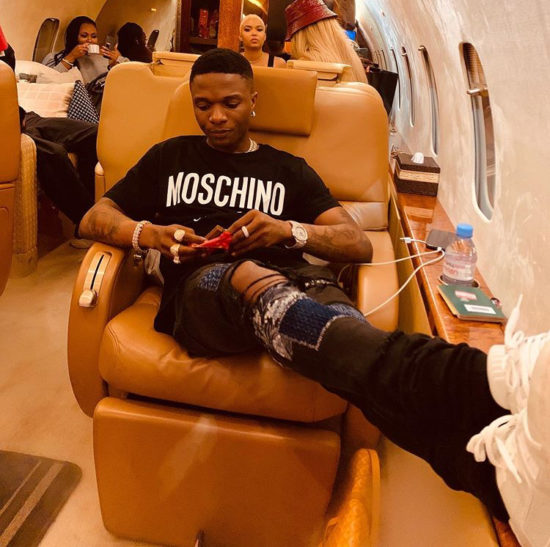 Wizkid Allegedly Got Expelled in Secondary school for Stealing His Mom's Gold (Read Details)
