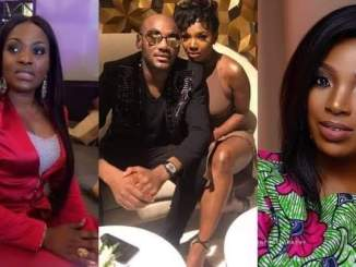 2face Idibia Flees To America, Annie Cries, Vows To Scatter Everything!