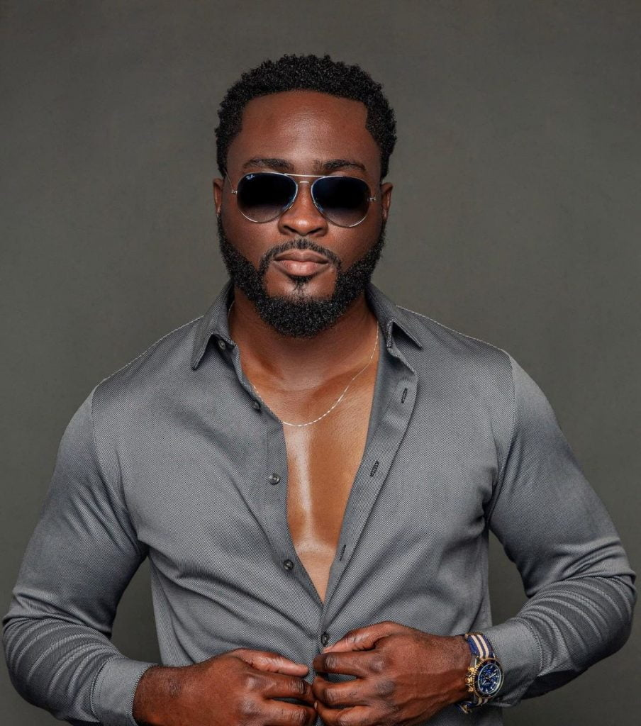 BBNaija: Pere Shocked That Viewers Chose Angel Over Saskay (Pictures)