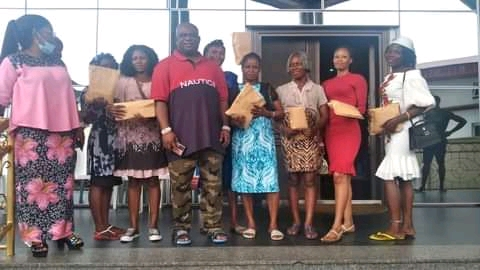 Omega Power Ministries (OPM) Empowers Rehabilitated Sex Workers (Photos)